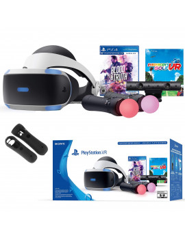 PlayStation VR Bundle with Silicone Controller Case