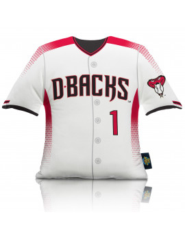 Arizona Diamondbacks Big League Uniform Pillow