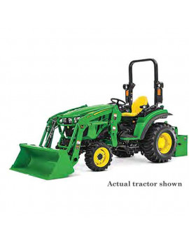 1 by 16 Scale John Deere 2038R Tractor with Loader
