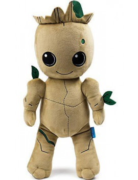 Kidrobot Guardians Of The Galaxy HugMe Groot 16 Inch Plush Figure