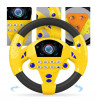 Kids Baby Interactive Toy Children Steering Wheel With Sound Simulation Driving Car Toys