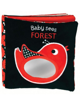 Baby Sees Cloth Books: Forest: A Soft Book and Mirror for Baby! (Other)