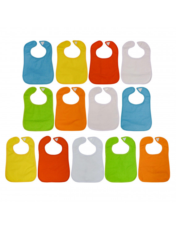 Parent's Choice Baby Bibs, Super Value Pack, 13 Pack