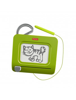 Fisher-Price Doodle Pro Clip, Green