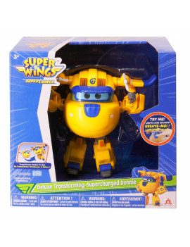 Auldey Toys - Deluxe Transforming Supercharged Donnie