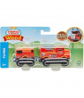 Thomas & Friends Wood Flynn Wooden Red Fire Engine Train