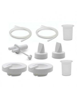Ameda Purely Yours Breastpump spare parts kit - Non Retail Packaging