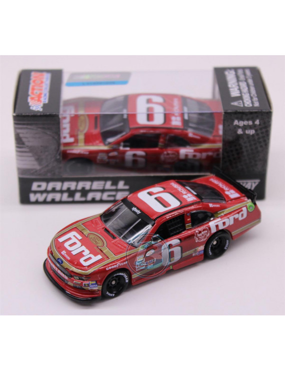 Darrell Wallace Jr 2016 Ford Darlington Special 1:64 Nascar Diecast