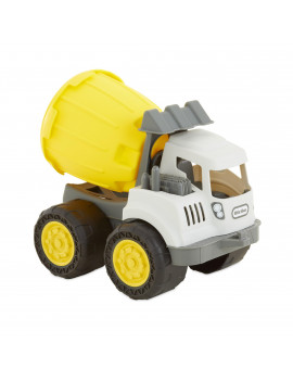 Little Tikes Dirt Diggers 2-in-1 Cement Mixer with Removeable Bucket