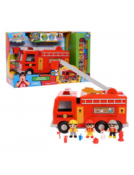 Ryan's Mystery Playdate Fire Truck Mystery Box, Ages 3+