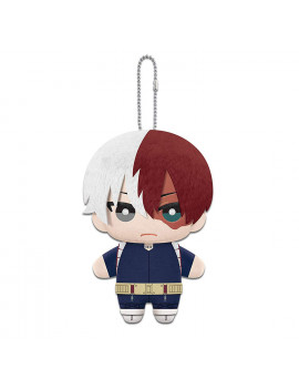 My Hero Academia 6-Inch Todoroki Plush Dangler