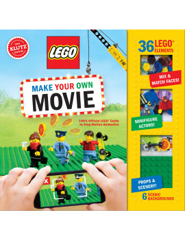 Lego Make Your Own Movie: 100% Official Lego Guide to Stop-Motion Animation (Other)