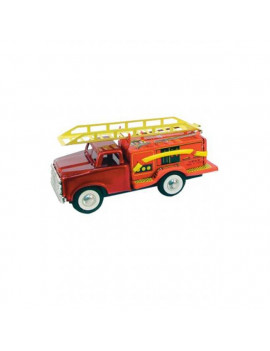 Collectible Tin Toy - Fire Truck