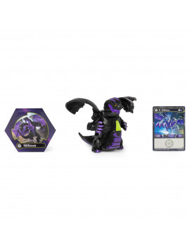 Bakugan Deka, Nillious, Armored Alliance Jumbo Collectible Transforming Figure, for Ages 6 and Up