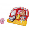 Fisher-Price Laugh & Learn Farm Animal Puzzle with 7 Different Songs