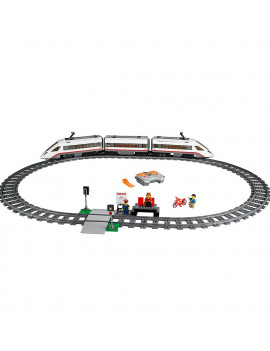 LEGO City Trains High-speed Passenger Train 60051
