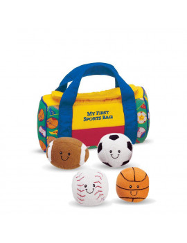 Baby Gund My First Sports Bag