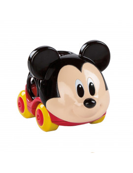 Bright Starts Disney Baby Go Grippers Collection Push Cars - Mickey Mouse & Friends, Ages 12 months +