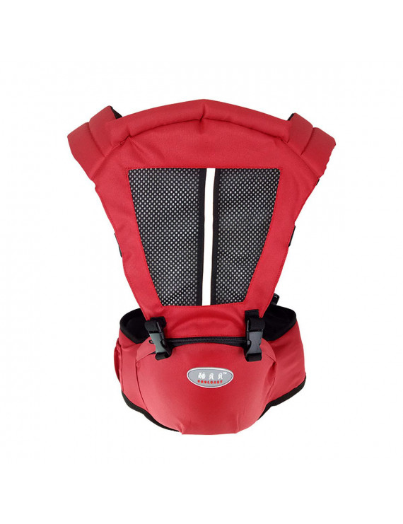 Baby Carrier Strap Adjustable Breathable Front Pouch Waist Stool Belt Hip Seat