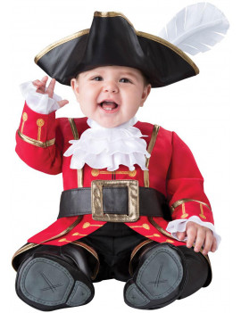 Baby Captain Cuteness Costume