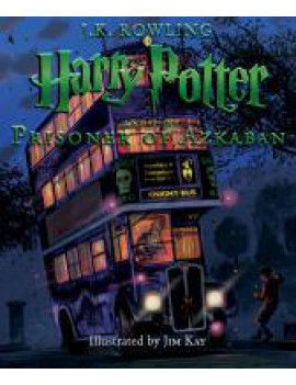 Harry Potter: Harry Potter and the Prisoner of Azkaban: The Illustrated Edition (Harry Potter, Book 3), Volume 3 (Hardcover)