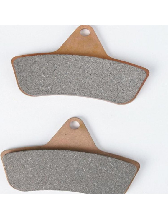 New Rear Semi-Metallic Brake Pads Honda NC700JD NM4 700cc 2015 2016