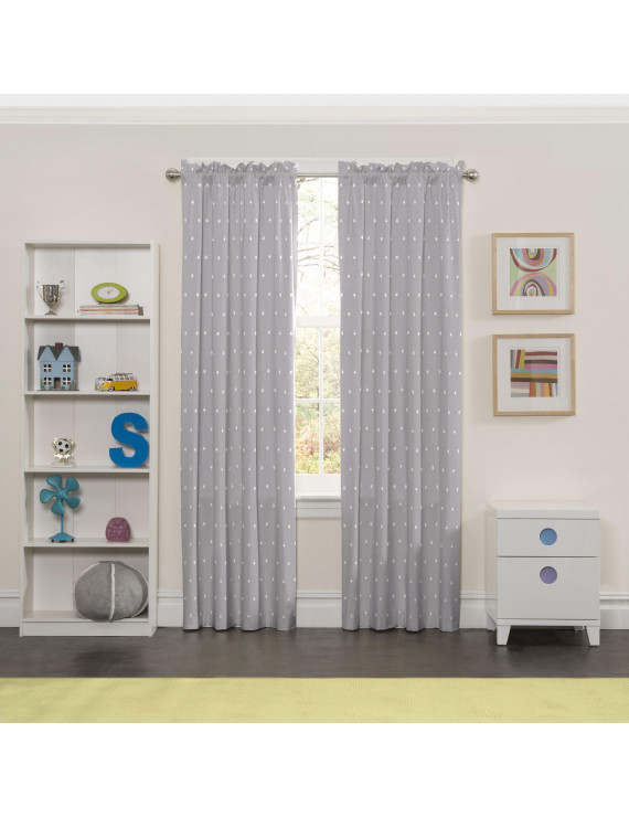 Eclipse™ Super Star Kids' Blackout Single Window Curtain Panel
