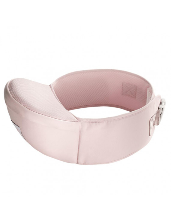 Baby Hip Seat Belt Carrier Infant Toddler Waist Stool Strap Pink