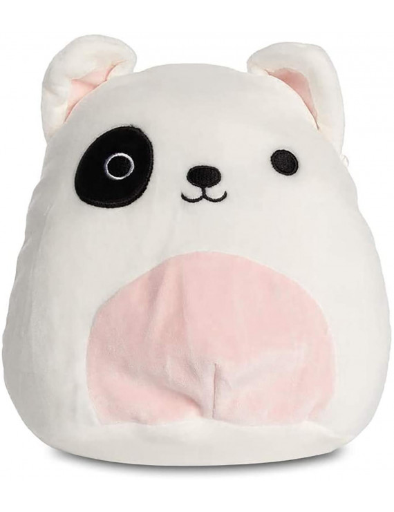 Squishmallow 16 Inch Pillow Plush | Charlie the White Pup