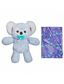 Little Live Pets Cozy Dozy - Kip The Koala Bear - Bedtime Buddy Stuffed Electronic Toy