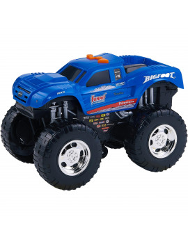 Adventure Force Wheel Standers Motorized Vehicle, Big Foot, Blue