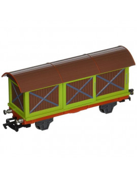 Bachmann Trains Chuggington Box Car, HO Scale Train