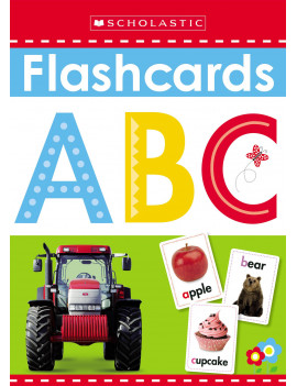 Flashcards: ABC (Scholastic Early Learners)