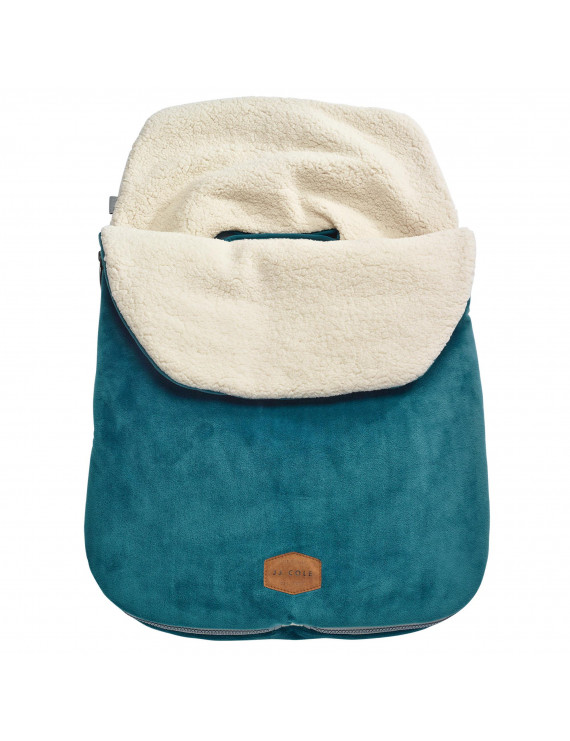 JJ Cole Original Bundleme, Infant Bundle Bag, Teal, Ages 0-12 Months