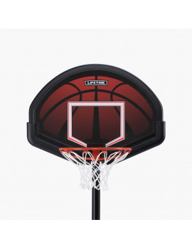 Lifetime Adjustable Youth Portable Basketball Hoop, 90269