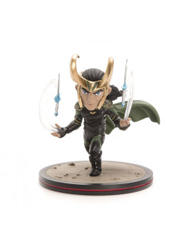 Action Figure - Marvel Thor - Ragnarok - Loki Q-Fig Diorama mvl-0022