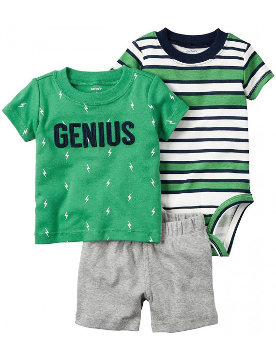 Carter's Baby Boys' Diaper Cover Sets 121h168