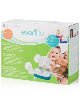 Evenflo Advanced Breast Pump Kit - 5161111EA - 1 Each / Each