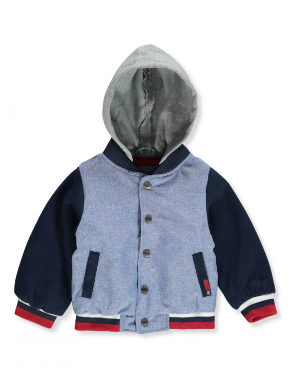 IXtreme Boys' Insulated Jacket - navy, 12 months
