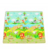 Babies Play mat, playmat,Baby mat Folding Extra Large Thick Foam Crawling playmats Reversible Waterproof Portable playmat for Babies