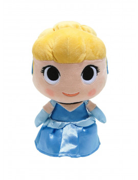 Disney SuperCute Plushie Collectible Plush - Cinderella
