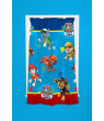 PAW Patrol Kids Lights Off Room Darkening Curtain Panel, 63-inch L