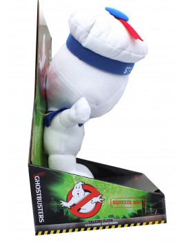 Ghostbusters Stay Puft Marshmallow Man Talking Plush Toy
