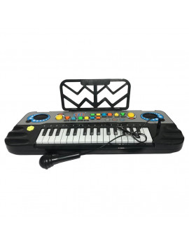 32 Keys Multifunction Electronic Piano Kids Keyboard Music With Microphone