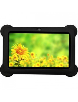 "Myepads Zeepad 7"" 4GB Kids Tablet with Silicone Case - Black"