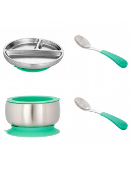 Avanchy Stainless Steel Rainbow Baby Collections
