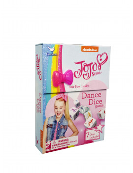 Nickelodeon's JoJo Siwa - Dance Dice Game