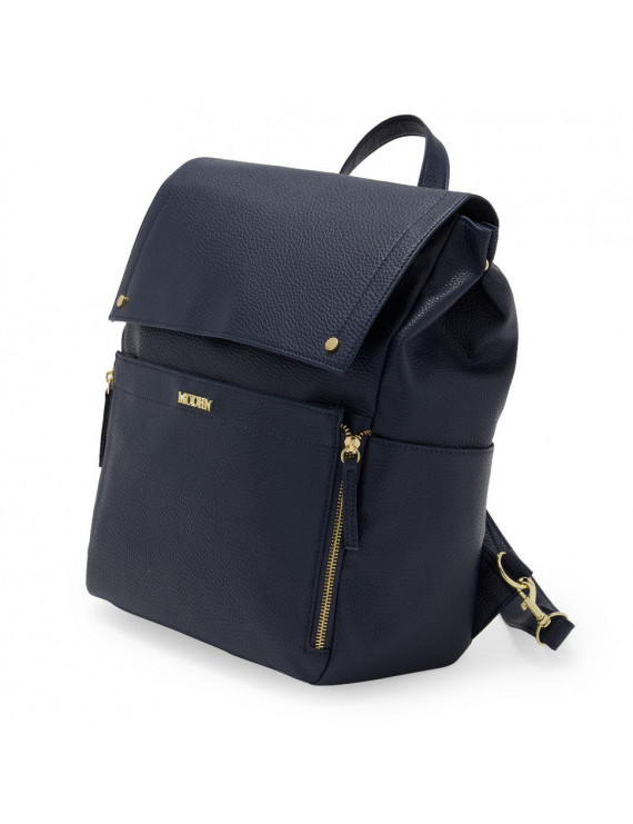 MoDRN Diaper Bag Convertible Backpack, Navy