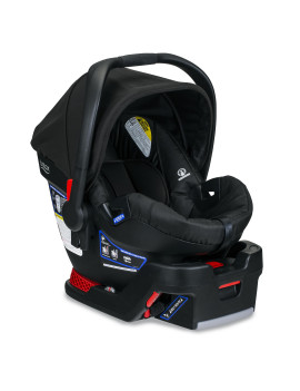 Britax B-Safe 35 Infant Car Seat, Raven