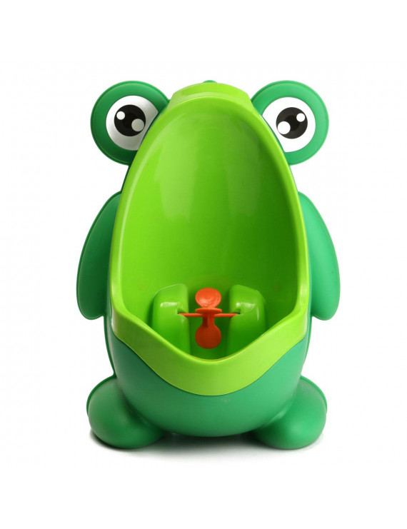 Cute Frog/Owl Potty Training Urine Urinal Toilet for Children Kids Toddler Baby Boys Pee Trainer with Aiming Target